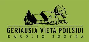 Logo - Karolio sodyba